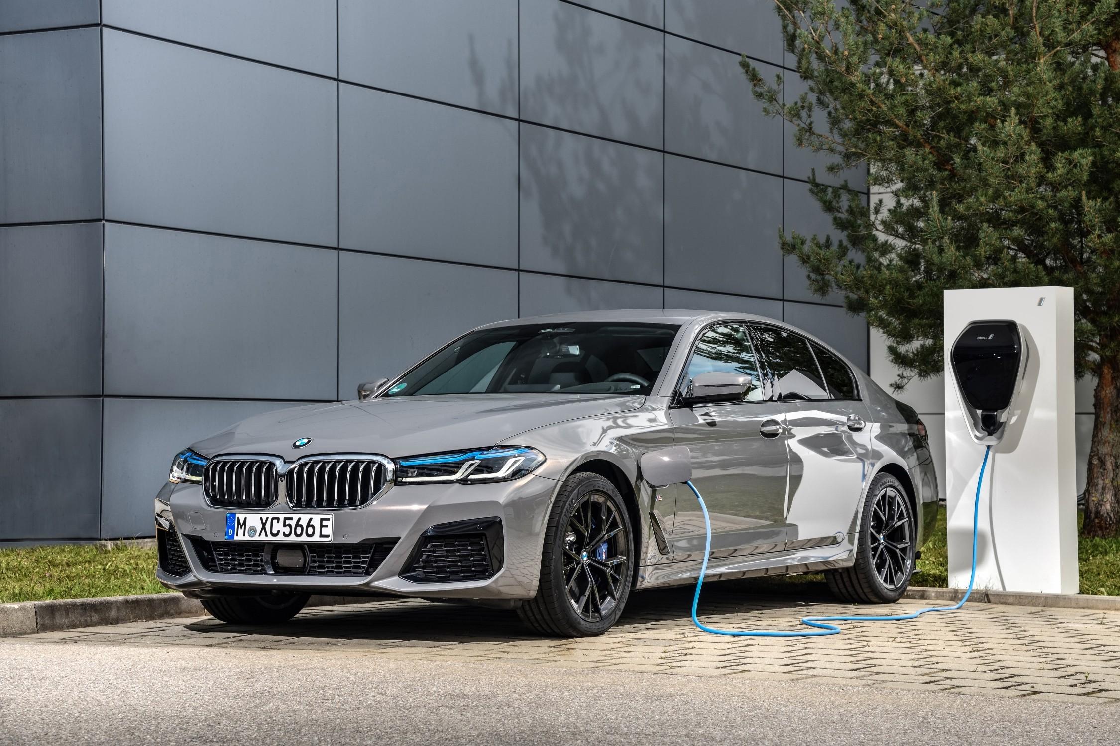 BMW Points – odměny pro řidiče plug-in hybridů