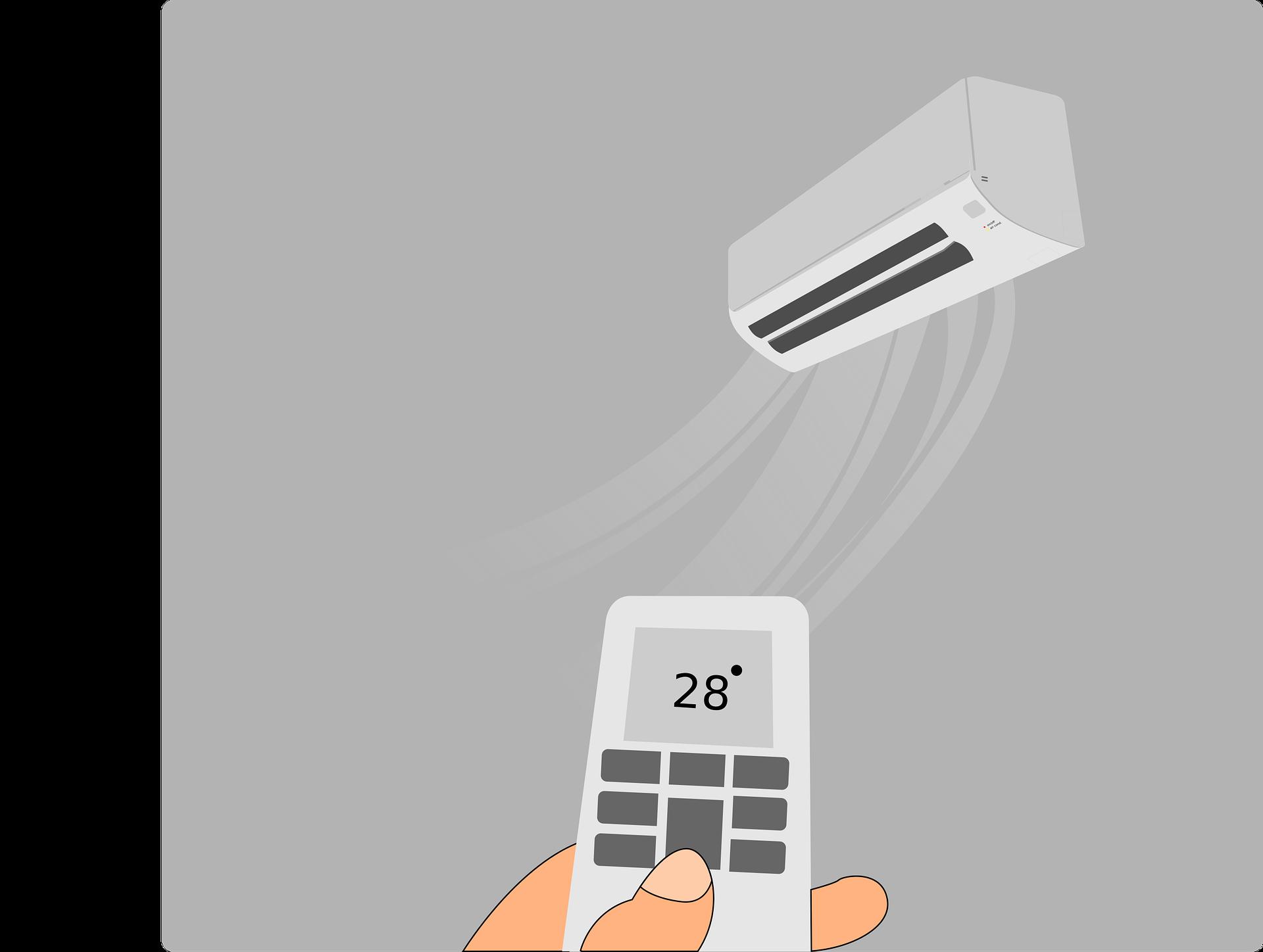 Topení klimatizací může šetřit čas i peníze
