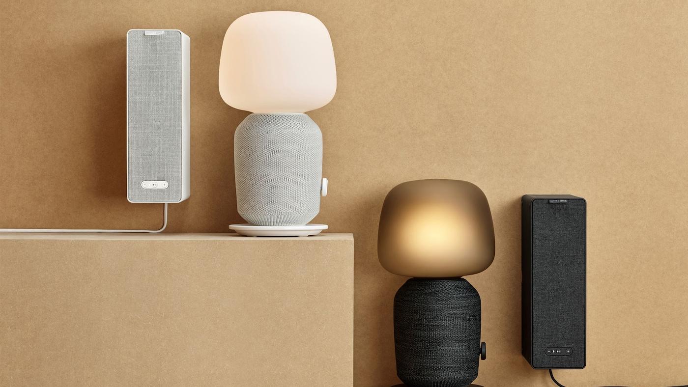 IKEA Symfonisk – světlo a hudba v jednom
