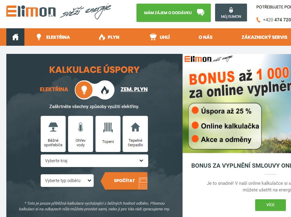 Stalý plat vs. datový tarif - ELIMON a.s. - Aktualizováno