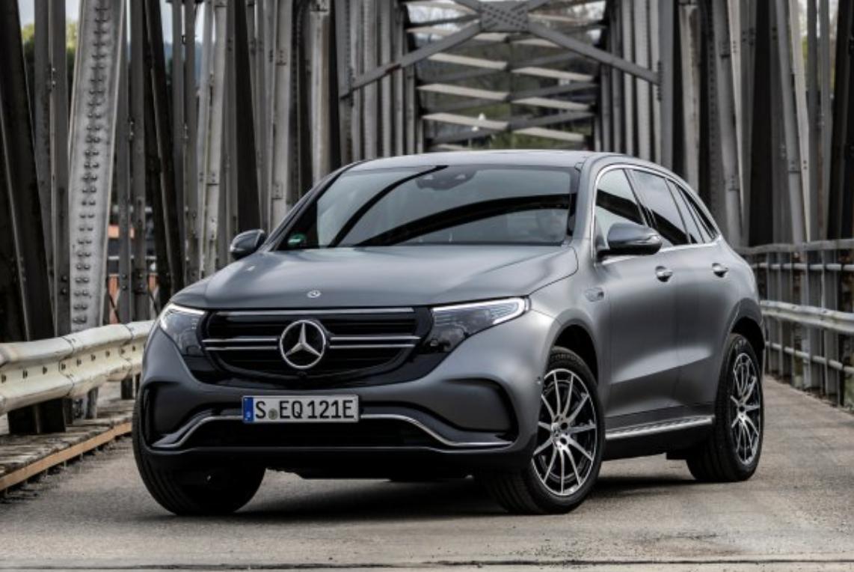 Na český trh letos dorazí elektromobil značky Mercedes