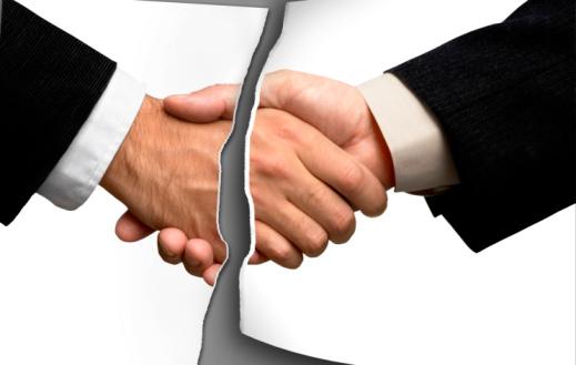 Odstoupení od smlouvy o dodávce energií - Výpověď smlouvy před zahájením dodávek nebo při změně podmínek